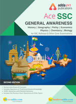 SSC General Awareness Book for SSC CGL, CHSL, CPO and Other Govt. Exams English Printed Edition