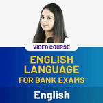 English Language for Bank Exams Video Course (English)