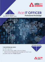 ACE IT Officer Professional Knowledge Book (English Printed Edition)