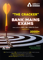 The Cracker Mains Book for IBPS PO Mains (English Printed Edition)