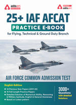 25+ IAF AFCAT Practice eBook English Edition