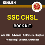 SSC CHSL 2020-2021 Books Kit (In English Printed Edition)