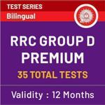 RRC Group D Premium Package Online Test Series
