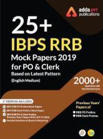 IBPS RRB Prelims Mock Papers 2019 (English Printed Edition)