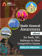 Static General Awareness for SBI and IBPS Exams E-Book