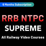 RRB NTPC Supreme Video Pack (NTPC Special)