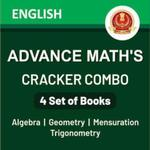 Advance Maths The Cracker Combo 2019 (In English Printed Edition)