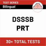 DSSSB PRT Online Test Series
