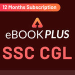 SSC eBook Plus Pack (Validity 6 Months)