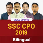 SSC CPO 2019 Video Course (CPO Special)