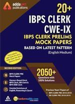 IBPS Clerk 2020 Prelims Mocks Papers English Printed Edition (IBPS Clerk Special)