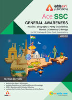 SSC General Awareness eBook for SSC CGL, CHSL, CPO and Other Govt. Exams (English Edition)