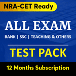 Combo Test Pack ( Bank | SSC | Insurance | Railway & Others) 12 Months Pack