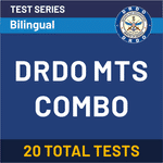 DRDO MTS COMBO 2019-20 Online Test Series