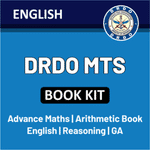 DRDO MTS Book Kit (English Printed Edition)