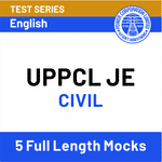 UPPCL JE Civil 2020 Online Test Series
