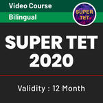 Super TET 2020 Video Course