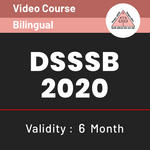 DSSSB 2020 Video Course