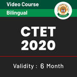 CTET 2020 Video Course