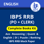 IBPS RRB Books Kit 2021 (Prelims + Mains) IBPS RRB Best Books English Printed Edition