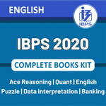 IBPS 2020 Complete Books Kit English Printed Edition