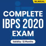 Complete IBPS 2020 exams Video Course
