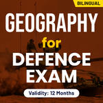 Geography for Defence Exam Video Course