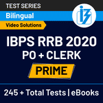IBPS RRB PO and Clerk Prime 2020 Online Test Series