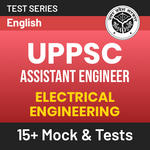 UPPSC Assistant Engineer (Electrical Engineering) 2020 Online Test Series
