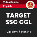 TARGET SSC CGL Video Course