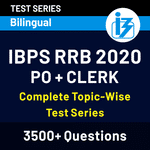Topic Wise Test Series | IBPS RRB PO & Clerk | Pre + Mains (Test Series)