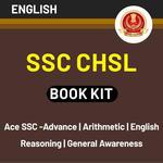 SSC CHSL 2020 Tier-I eBook Kit (English Edition)