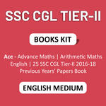 SSC CGL TIER-II eBooks Kit (English Edition)