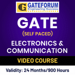 GATE Electronics & Communication Online (Self Paced) Video Course