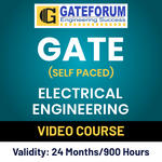 GATE Electrical Engineering Online (Self Paced) Video Course