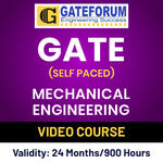 GATE Mechanical Engineering Online (Self Paced) Video Course