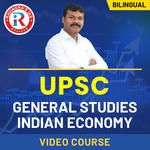 UPSC General Studies Indian Economy Video Course