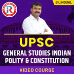 UPSC General Studies Indian Polity & Constitution Video Course