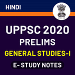 UPPSC Prelims General Studies-I 2020 eBooks (Hindi Medium)