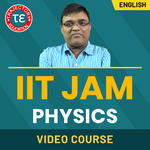 IIT JAM PHYSICS VIDEO COURSE