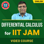 DIFFERENTIAL CALCULUS FOR IIT JAM VIDEO COURSE