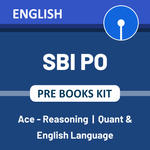 SBI PO Prelims 2021 Books Kit (English Printed Edition)