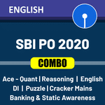 SBI PO Combo 2020 Books kit (In English Printed Edition)