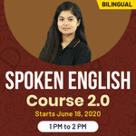 Spoken English Course 2.O | LIVE CLASSES