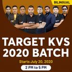 Target KVS 2020 Batch | Bilingual | Live Class
