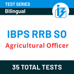 IBPS RRB SO 2020 Practice Online Test Series for Agriculture Officer