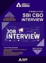 SBI CBO Interview Preparation eBook in English
