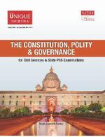 The Constitution, Polity & Governance for UPSC - IAS Civil Services/ State PSC Examination by Adda247 English Printed Edition