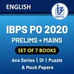 Latest IBPS PO 2020 Books Kit for (Prelims + Mains) in English Printed Edition