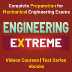 Prepare for Mechanical Engineering Exams with Engineering Extreme Course 2020 | Complete Bilingual Mechanical Engineering Course by Adda247